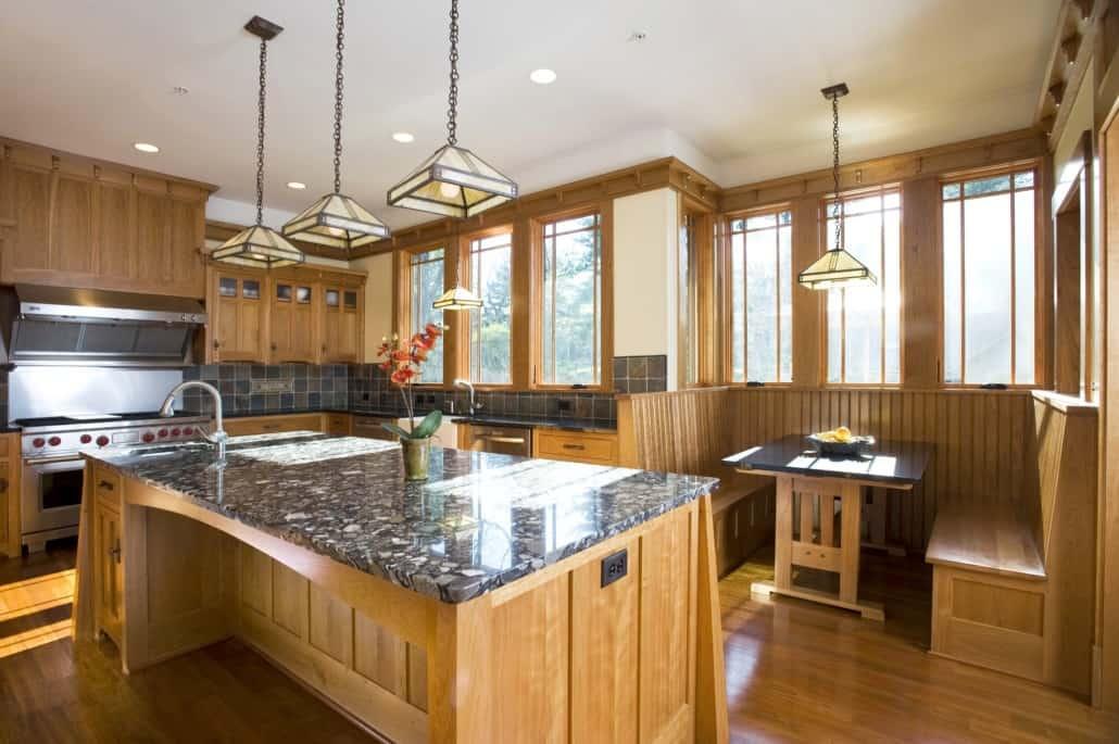 Chevy Chase Prairie Kitchen