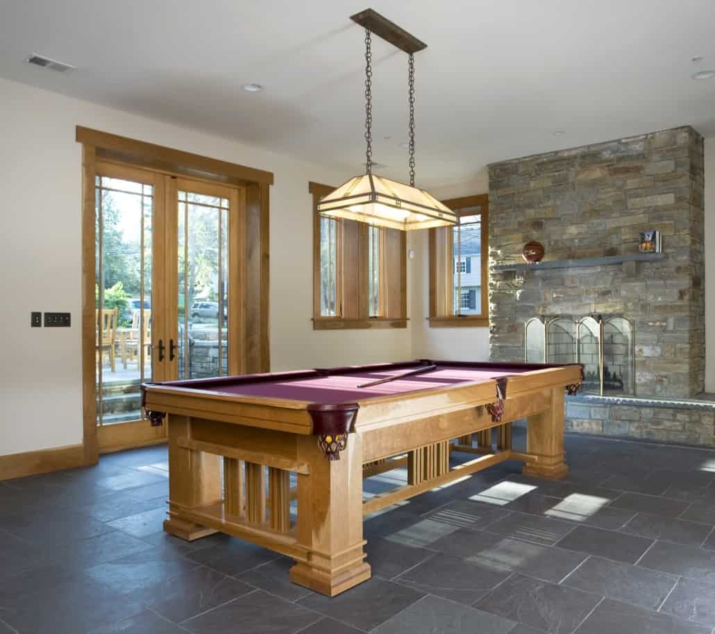 Chevy Chase Prairie Pool Room