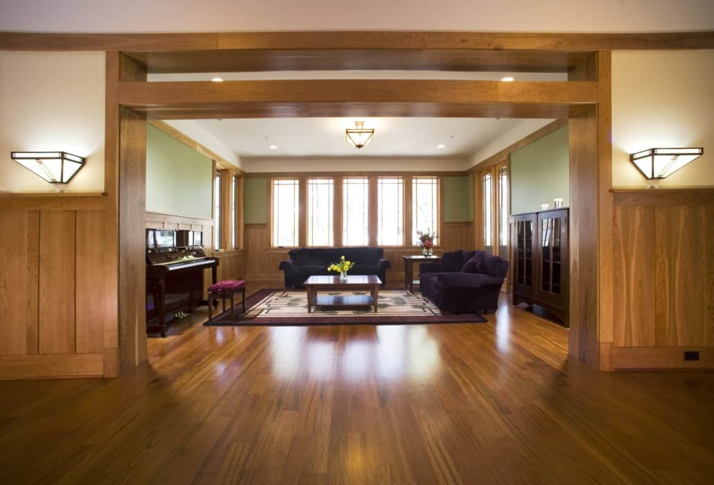 Chevy Chase Prairie Sitting Room