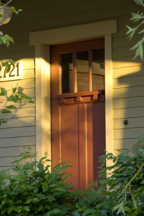 Gladu Craftsman Front Door
