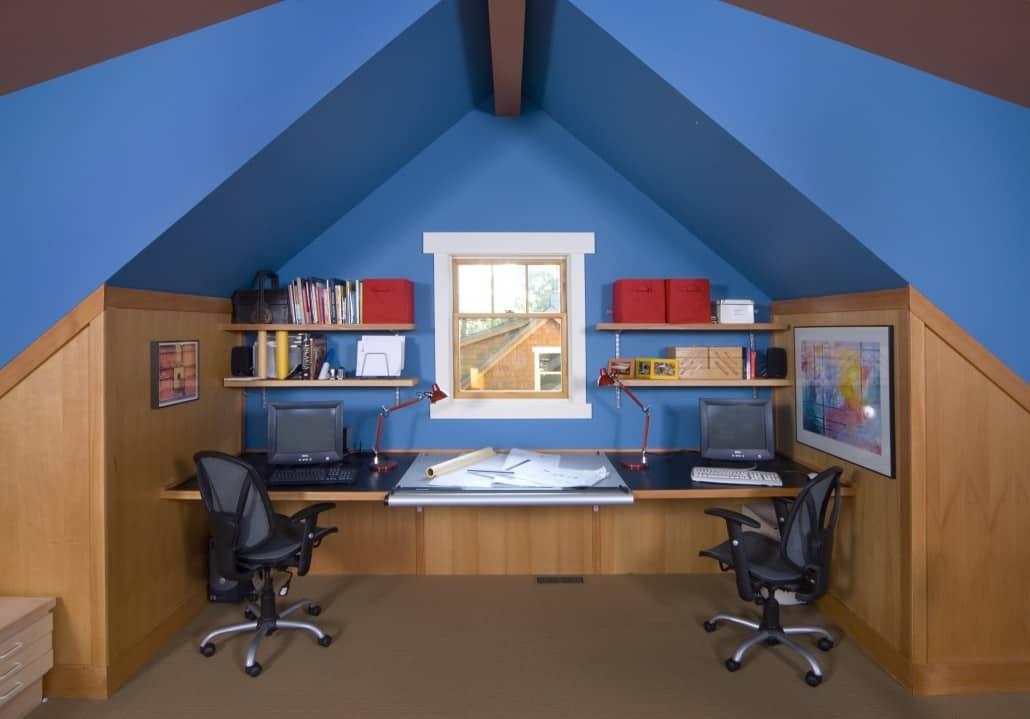 Gladu Craftsman Home Office