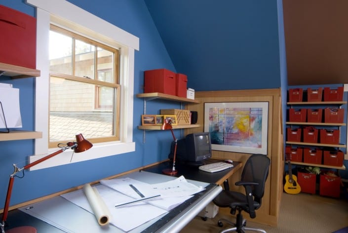 Gladu Craftsman Home Office
