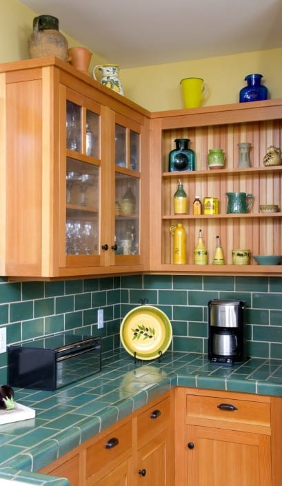 Gladu Craftsman Kitchen