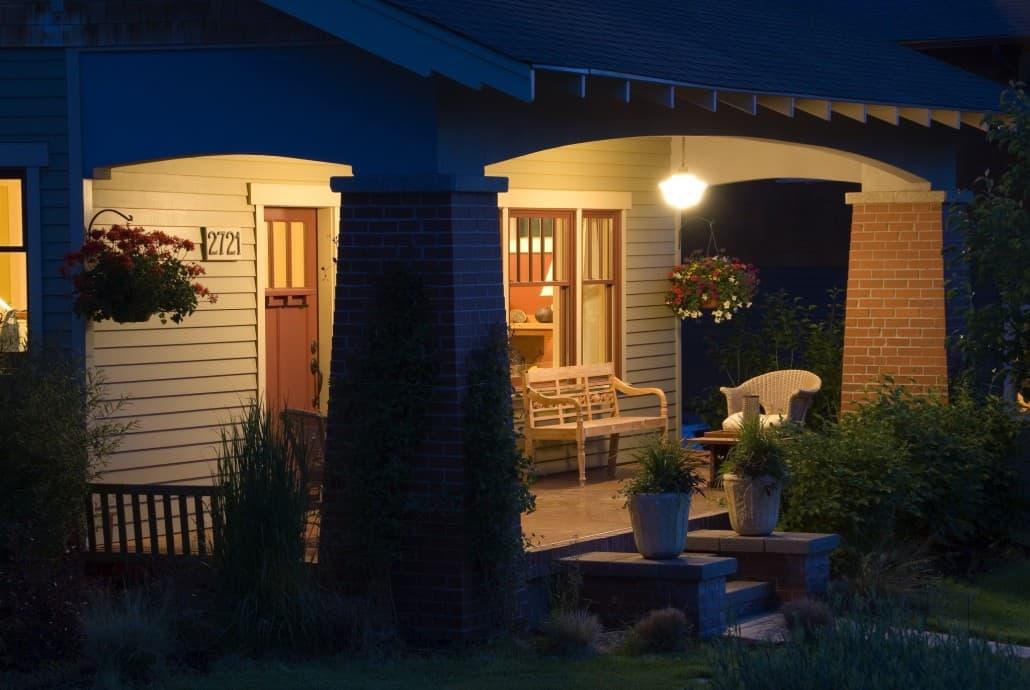 Gladu Craftsman Porch