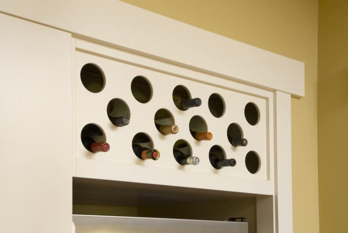 Gladu Craftsman Wine Rack
