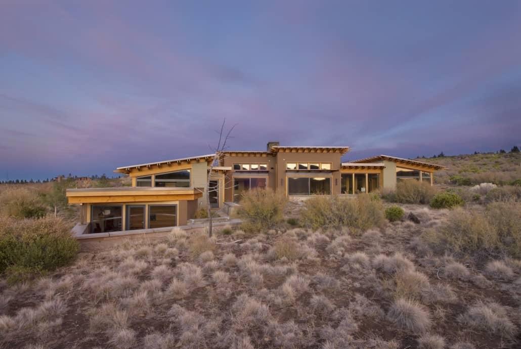 High Desert Pavilion Exterior