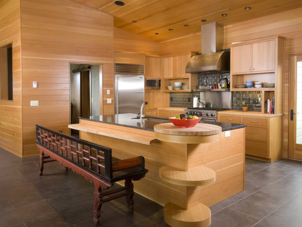 High Desert Pavilion Kitchen