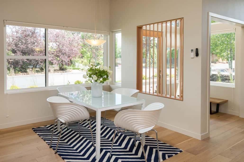 Modern Infill Dining Room