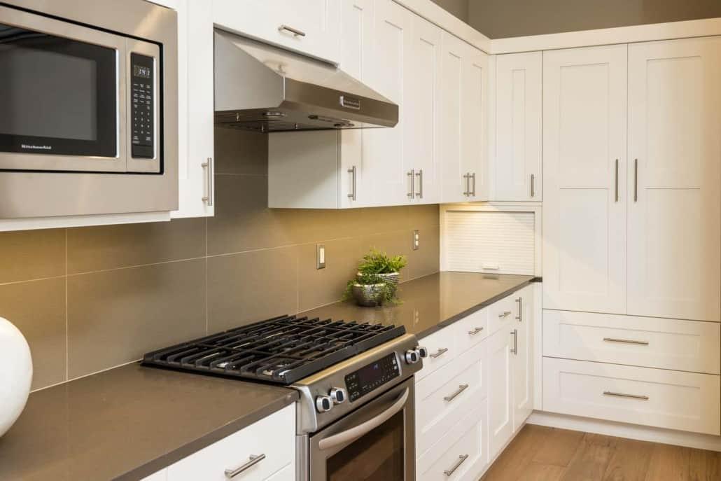Modern Infill Kitchen