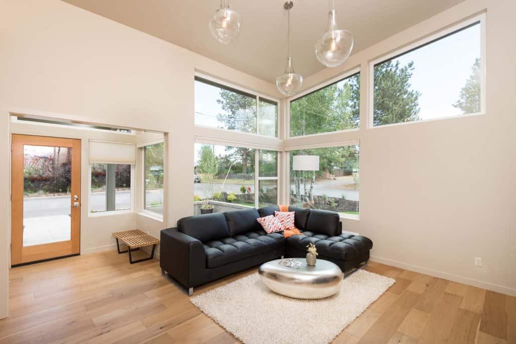 Modern Infill Living Room