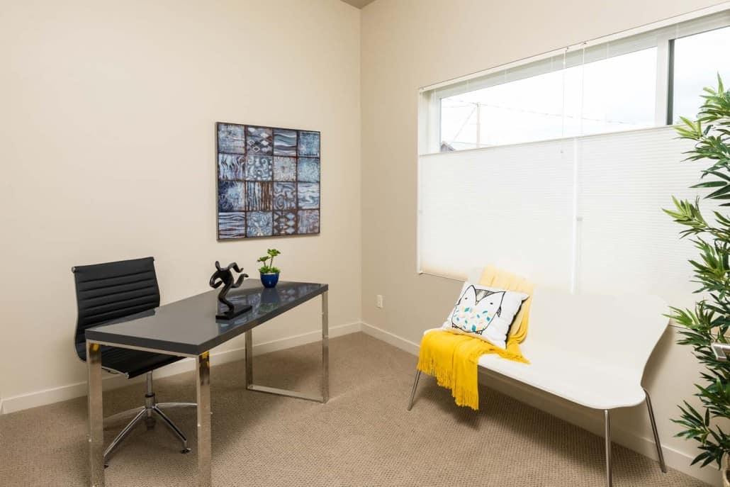 Modern Infill Office