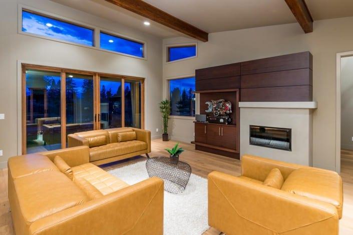 Randall Court Living Room