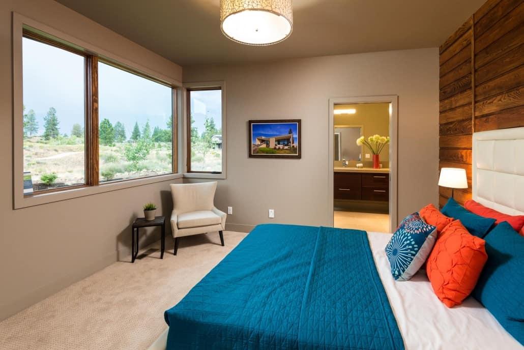 Randall Court Master Bedroom