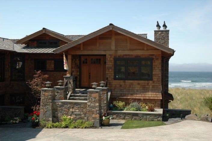 Haystack View Entrance