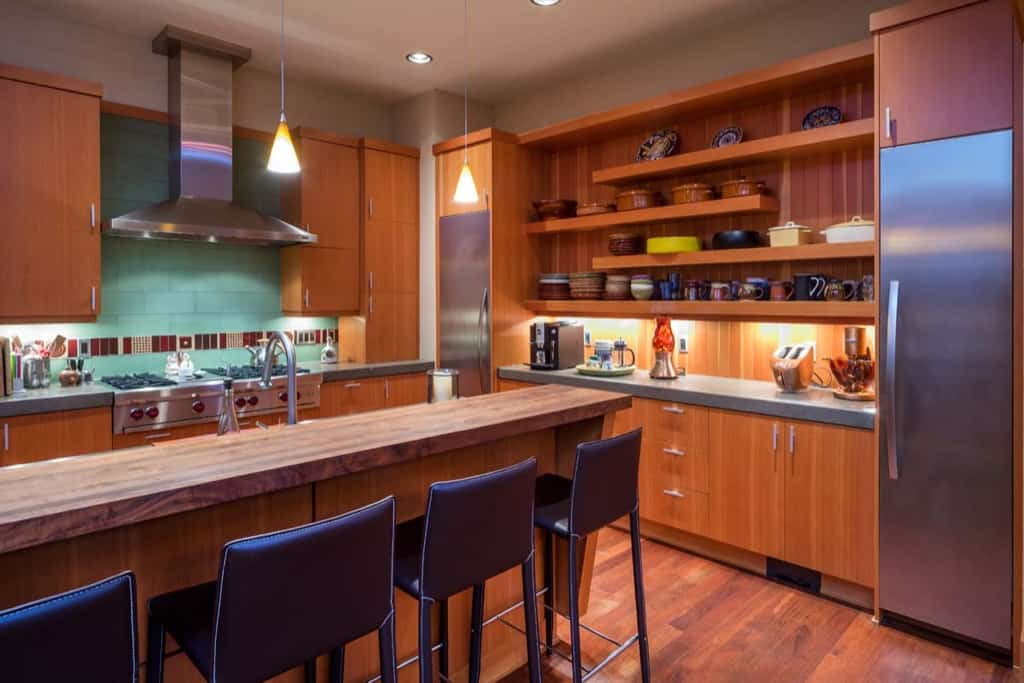 Shevlin Commons Kitchen