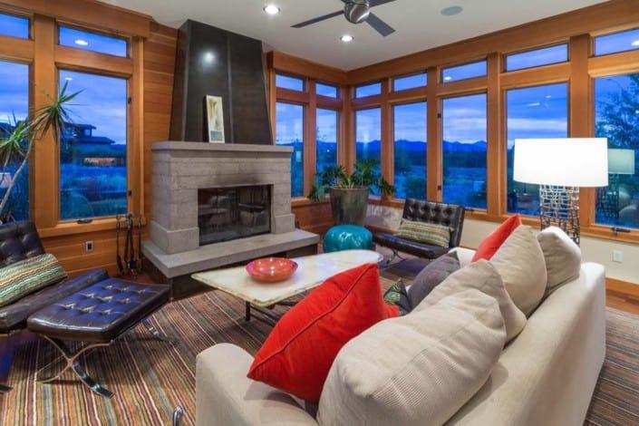 Shevlin Commons Living Room