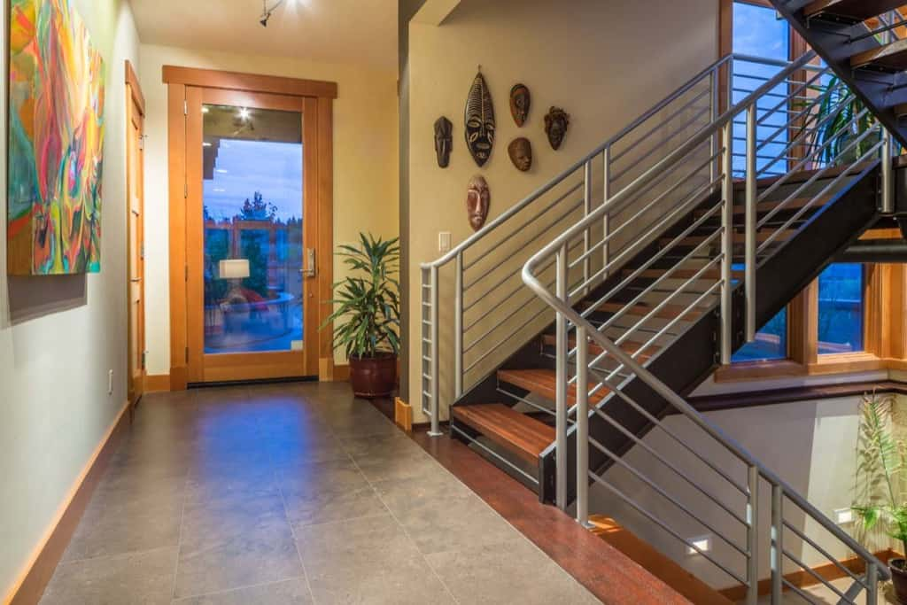 Shevlin Commons Staircase